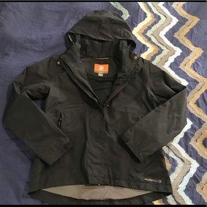 Merrell Women's Size Medium Black Midweight Jacket